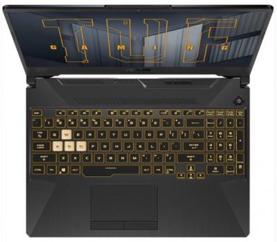 Laptop Asus TUF GamingF15 FX506HC HN001TCore i7-11800H