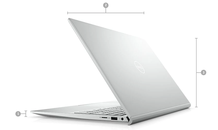 Review Dell Inspiron 15 5502 Core i5-1135G7 Ram 8GB SSD 512GB 15.6 inch Full HD