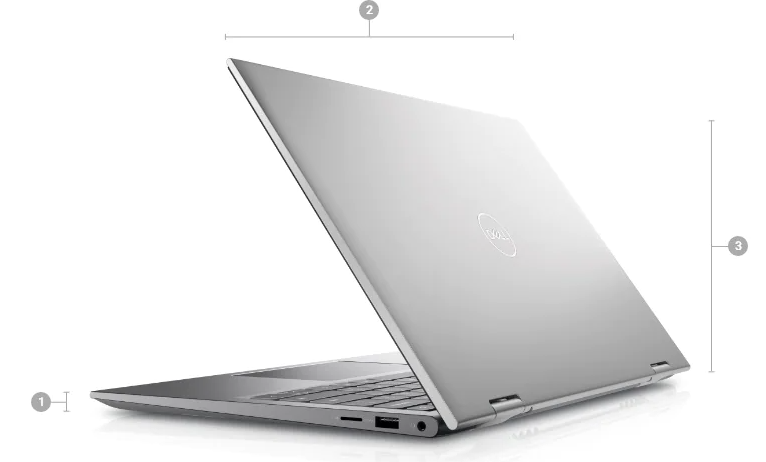 Laptop Dell Inspiron 14 541070262927Core i5-1135G7 mỏng nhẹ