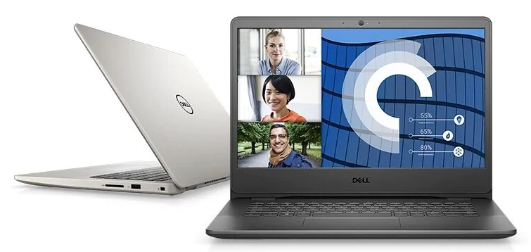 LaptopDell Vostro 14 3400Core i5-1135G7 Ram 4GB, SSD 256GB