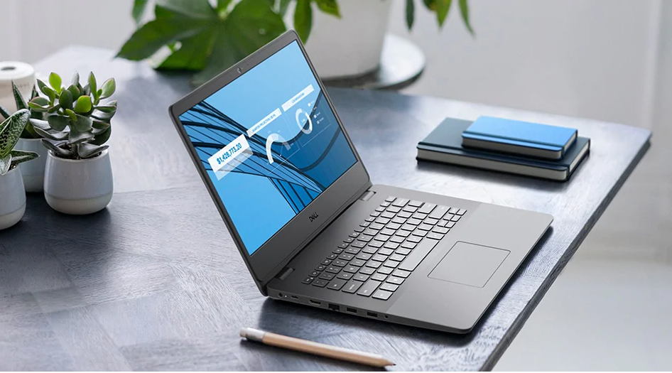 Review LaptopDell Vostro 14 3400Core i7-1165G7 Ram 8GB, SSD 512GB