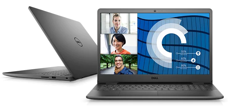 Dell Inspiron N3501BCore i5-1135G7 Ram 4GB, SSD 512GB