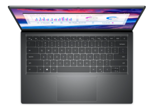 Laptop Dell Vostro 135310YV5WY1 Core i5-11300H sieu mỏng
