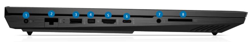Laptop HP Omen 16-b0142TX 4Y0Z8PA Core i5-11400H khuyến mãi
