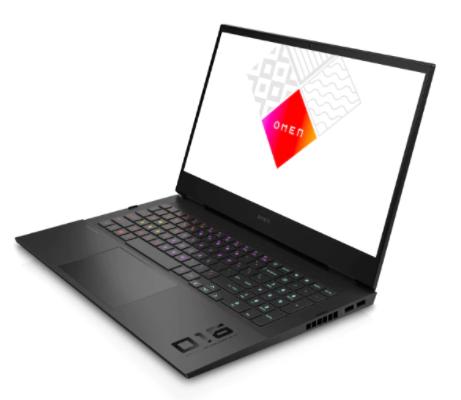 Laptop HP Omen 16-b0123TX 4Y0W6PA Core i7-11800H mạnh