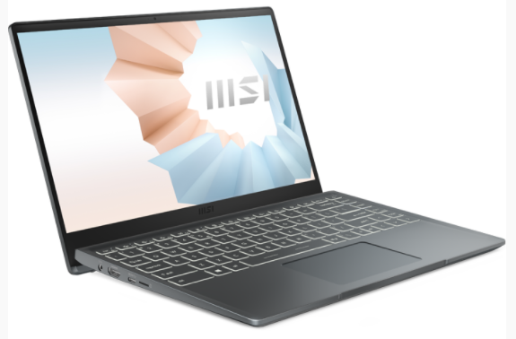 Laptop MSI Modern B11M-073VN Core i7-1165G7